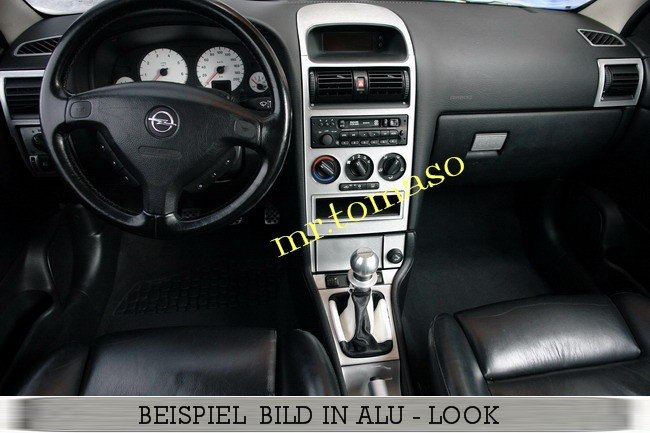 Opel astra g bj 1998 2009 innenraum dekorsatz for Opel astra h interieur