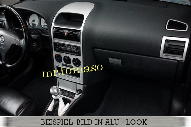 opel astra g bj 1998 2009 innenraum dekorsatz cockpit. Black Bedroom Furniture Sets. Home Design Ideas